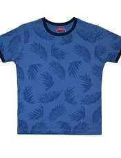 ست تی شرت و شلوارک پسرانه الیت مدل 1-669 -  - 2