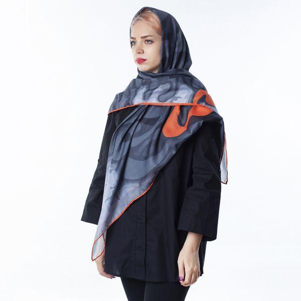 روسری زنانه نوولاشال مدل 02203