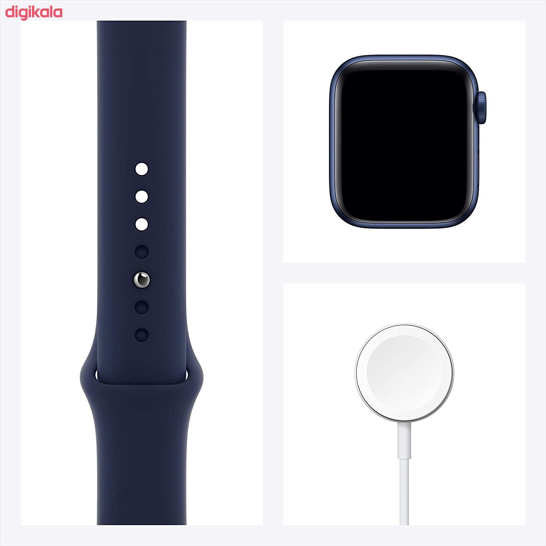 ساعت هوشمند اپل سری 6 مدل Aluminum Case 40mm main 1 4