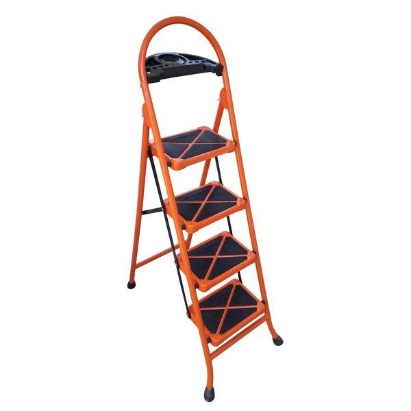 نردبان 4 پله مهرنگار مدل ASEMAN