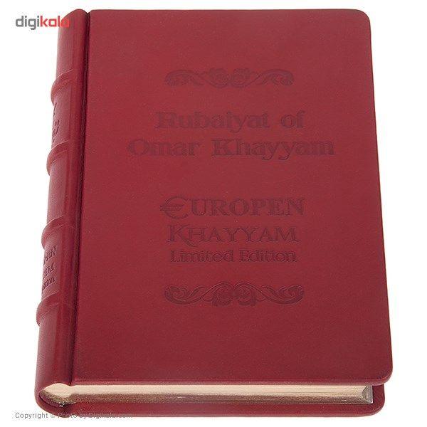 ست روان نویس و خودنویس یوروپن مدل خیام با روکش طلا main 1 11