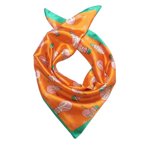 روسری دخترانه مدل R.brf1