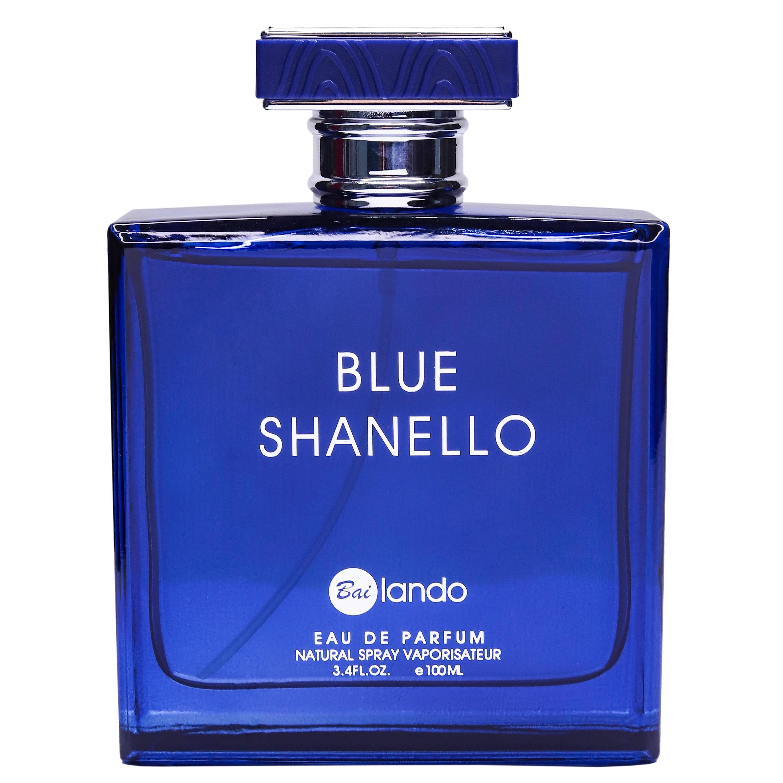 ادو پرفیوم مردانه بای لندو مدل Blue Sanello حجم 100 میلی لیتر