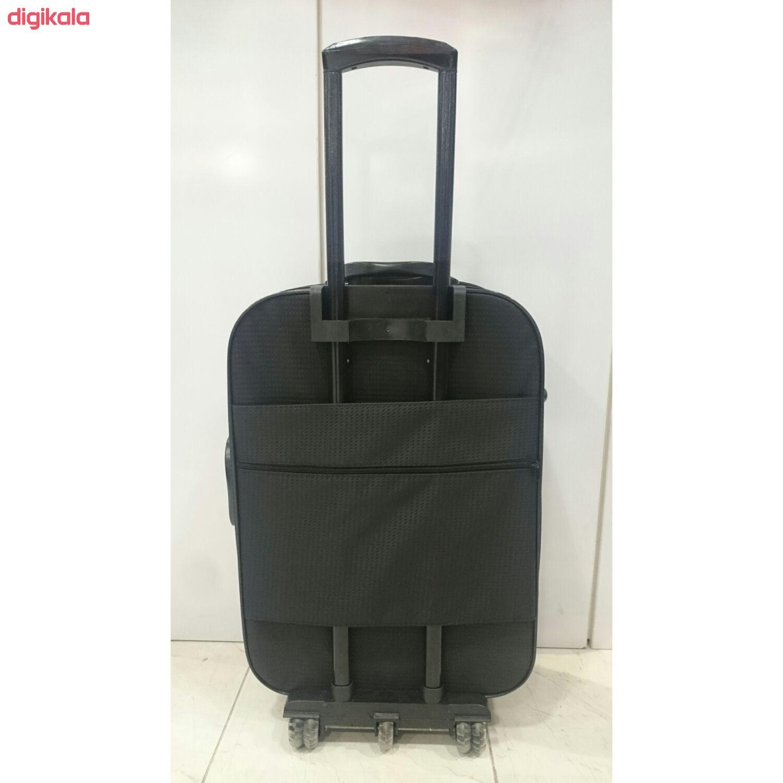 مجموعه دو عددی چمدان سفیر مدل t2420 main 1 2