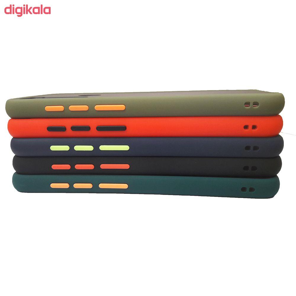 کاور مدل Sil-02 مناسب برای گوشی موبایل شیائومی Redmi Note 8 main 1 1