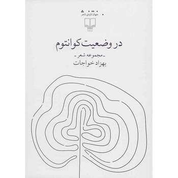 کتاب در وضعیت کوانتوم اثر بهزاد خواجات
