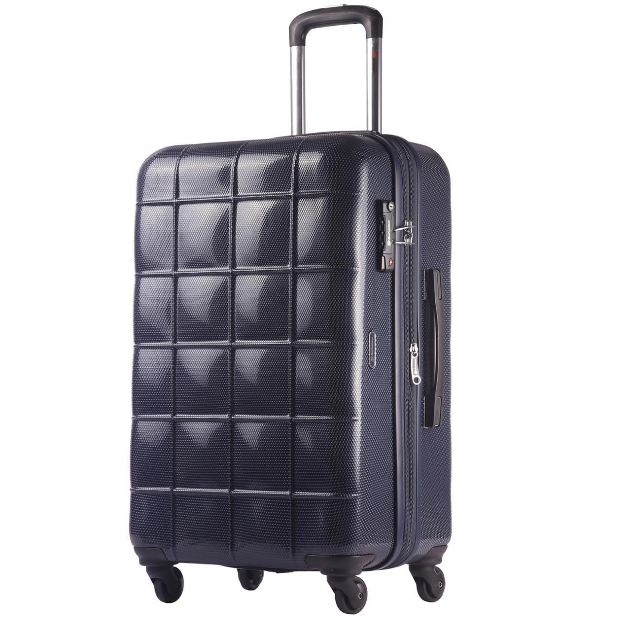 چمدان اکولاک مدل Square سایز بزرگ