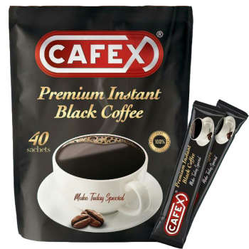 پودر قهوه فوری کافکس بسته 40 عددی
