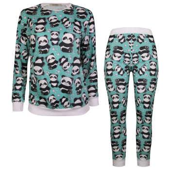 ست تی شرت و شلوار زنانه ماییلدا مدل 3587-6