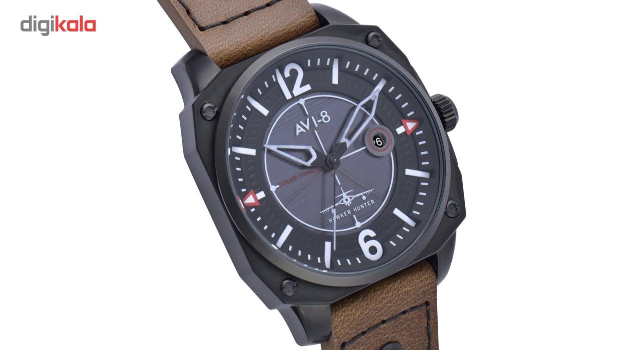 ساعت مچی عقربه ای مردانه ای وی-8 مدل AV-4039-03