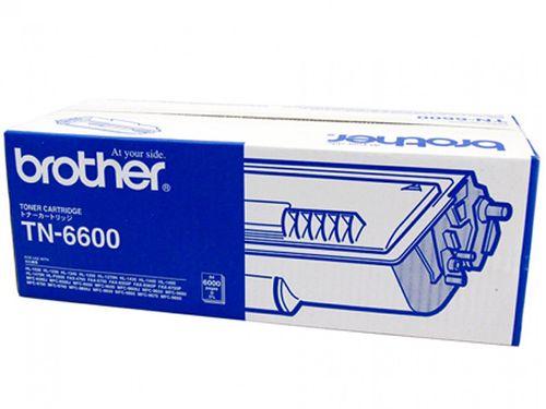 تونر مشکی برادر مدل TN-6600
