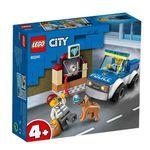 لگو سری سیتی مدل 60241 Police Dog Unit