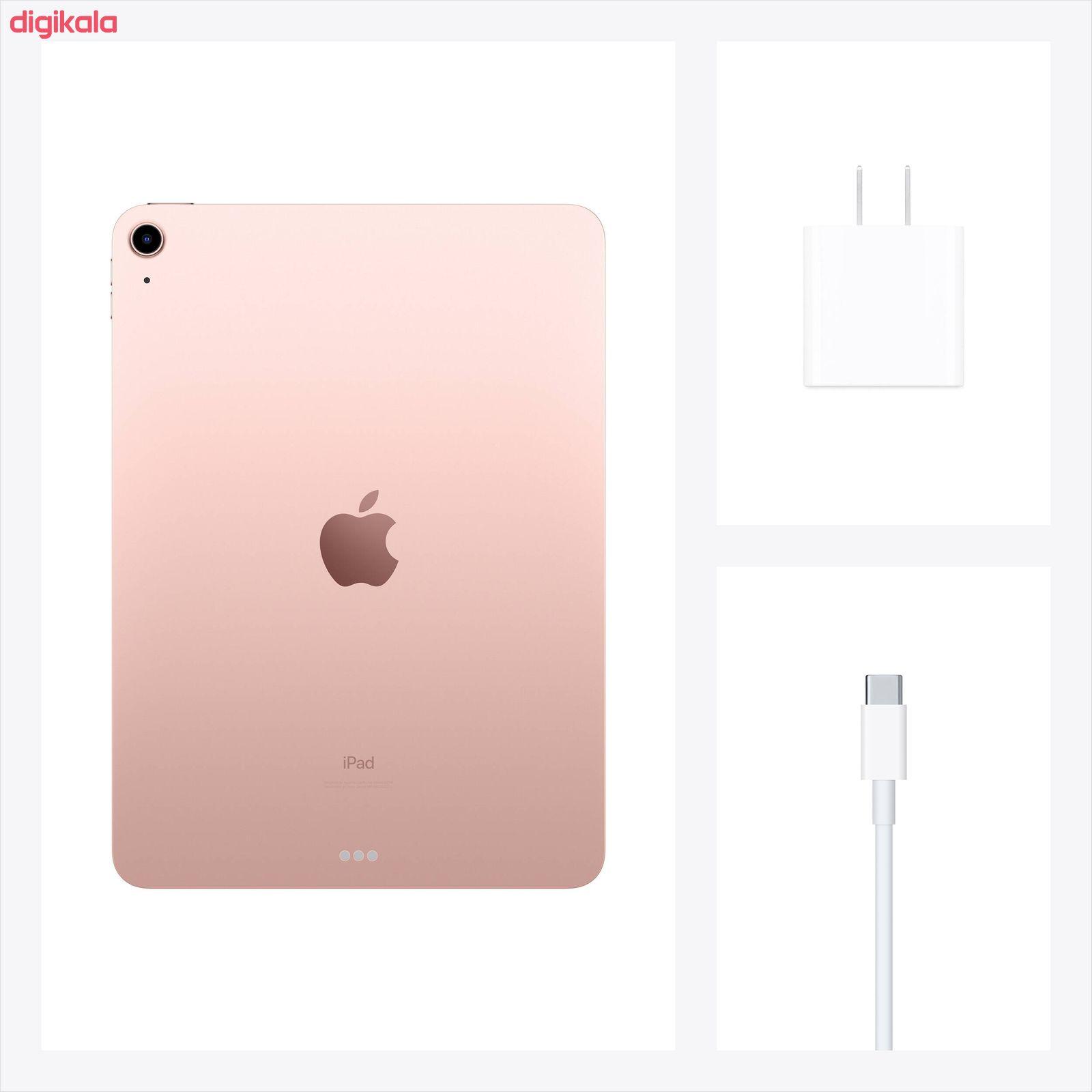 تبلت اپل مدل iPad Air 10.9 inch 2020 WiFi ظرفیت 64 گیگابایت  main 1 12