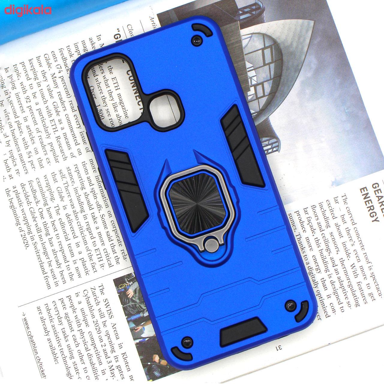 کاور کینگ پاور مدل ASH22 مناسب برای گوشی موبایل سامسونگ Galaxy M31 main 1 9