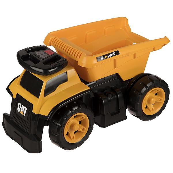 ماشین بازی زرین تویز مدل کامیون سوپر معدن F5