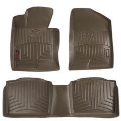 کفپوش سه بعدی خودرو سانا مناسب برای هیوندای سوناتا جدید