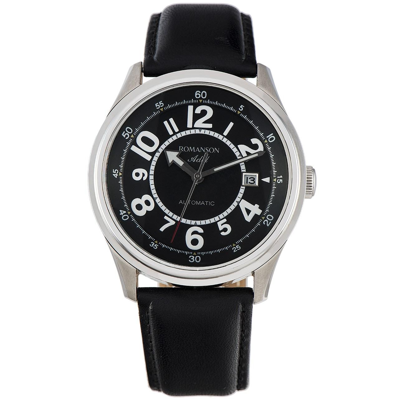 ساعت مچی عقربه ای مردانه رومانسون مدل TL7227RM1WA37W
