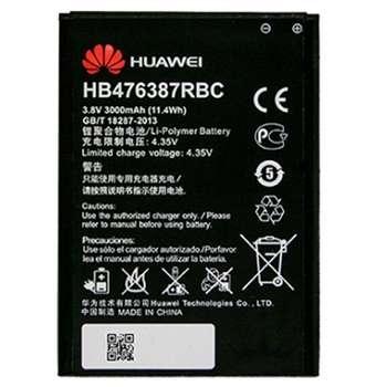 باتری هیسکا مدل HB476387RBC با ظرفیت 3000 میلی آمپر ساعت مناسب برای گوشی موبایل هوآوی اسند G750