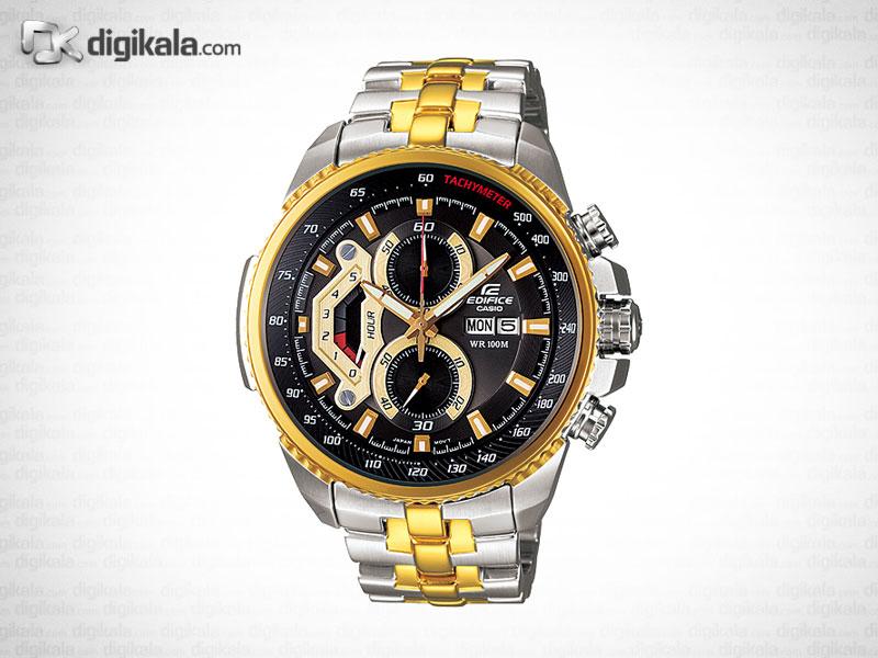 خرید ساعت مچی عقربه ای مردانه کاسیو ادیفایس EF-558SG-1AVDF