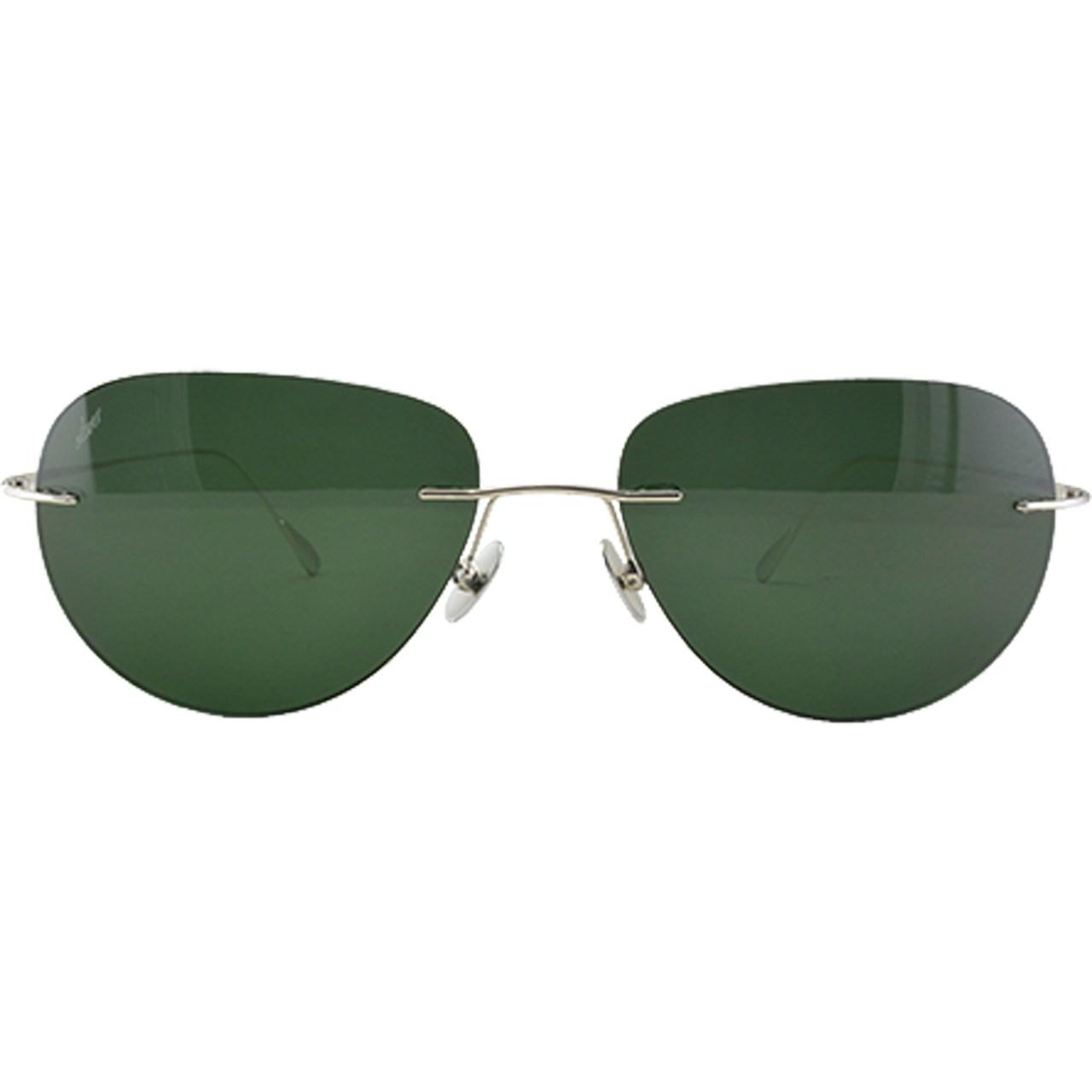 عینک آفتابی Nik03 سری نقره مدل Nk3301 Rsp