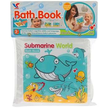 کتاب حمام کودک مدل حیوانات دریایی کد A501-2