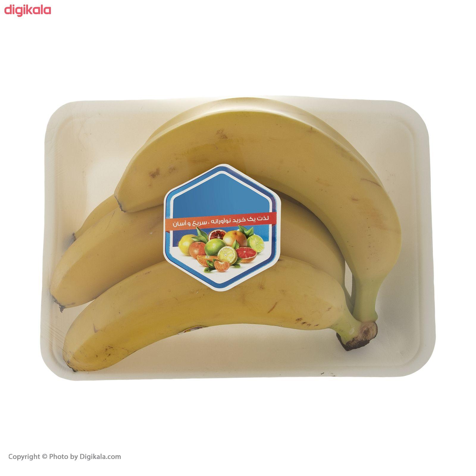 موز میوه پلاس - 1 کیلوگرم main 1 7