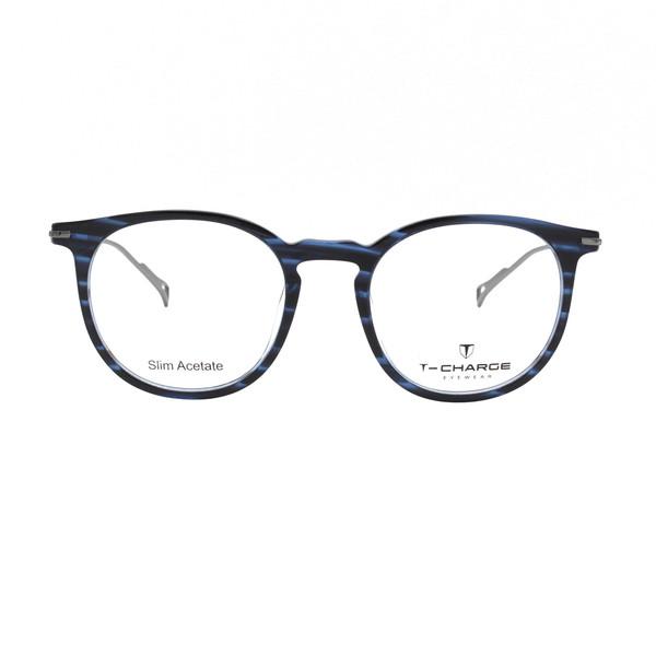 فریم عینک طبی مردانه تی-شارج مدل T6140 - E01