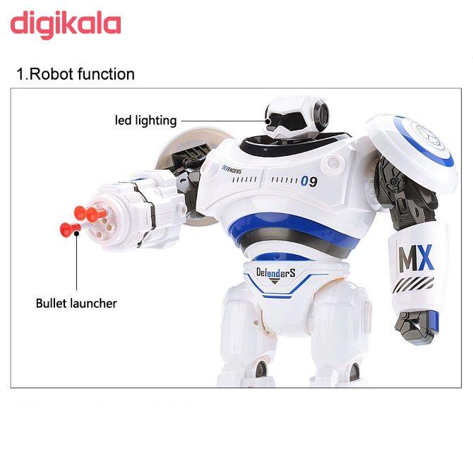ربات کنترلی کریزون کد 1701A main 1 5