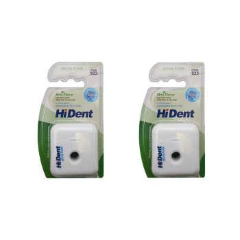 نخ دندان هایدنت مدل Mint Flavor مجموعه 2 عددی
