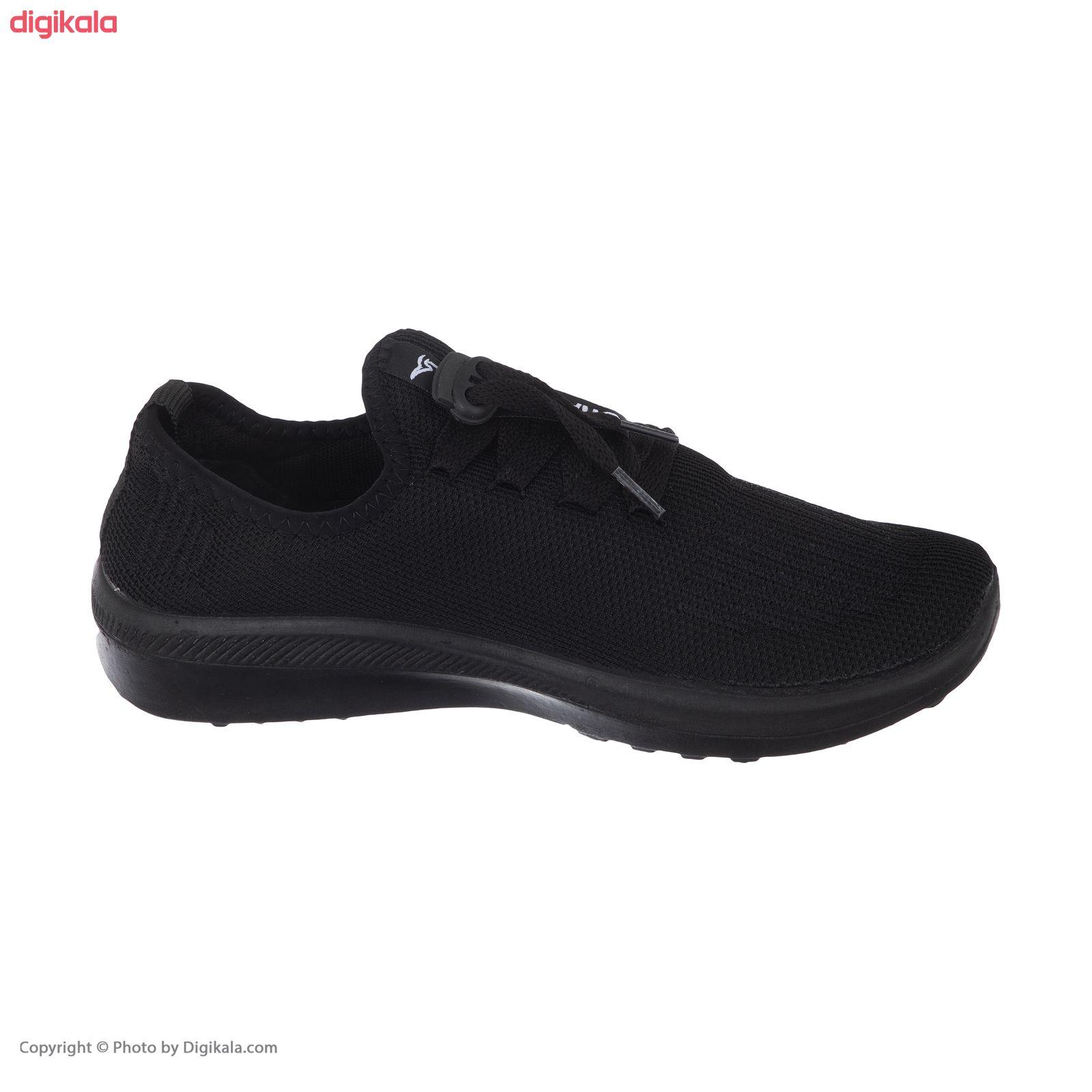 کفش راحتی چابک مدل آرشام رنگ مشکی main 1 3