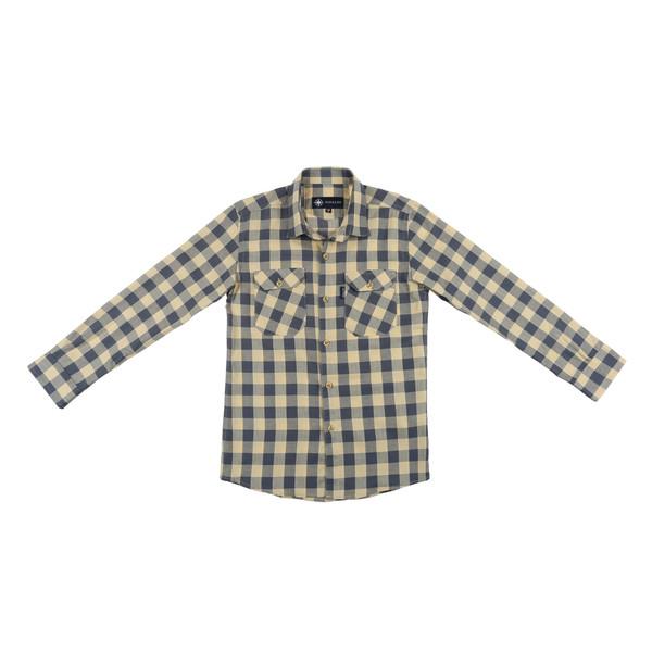 پیراهن پسرانه ناوالس کد D-20119-YLGY