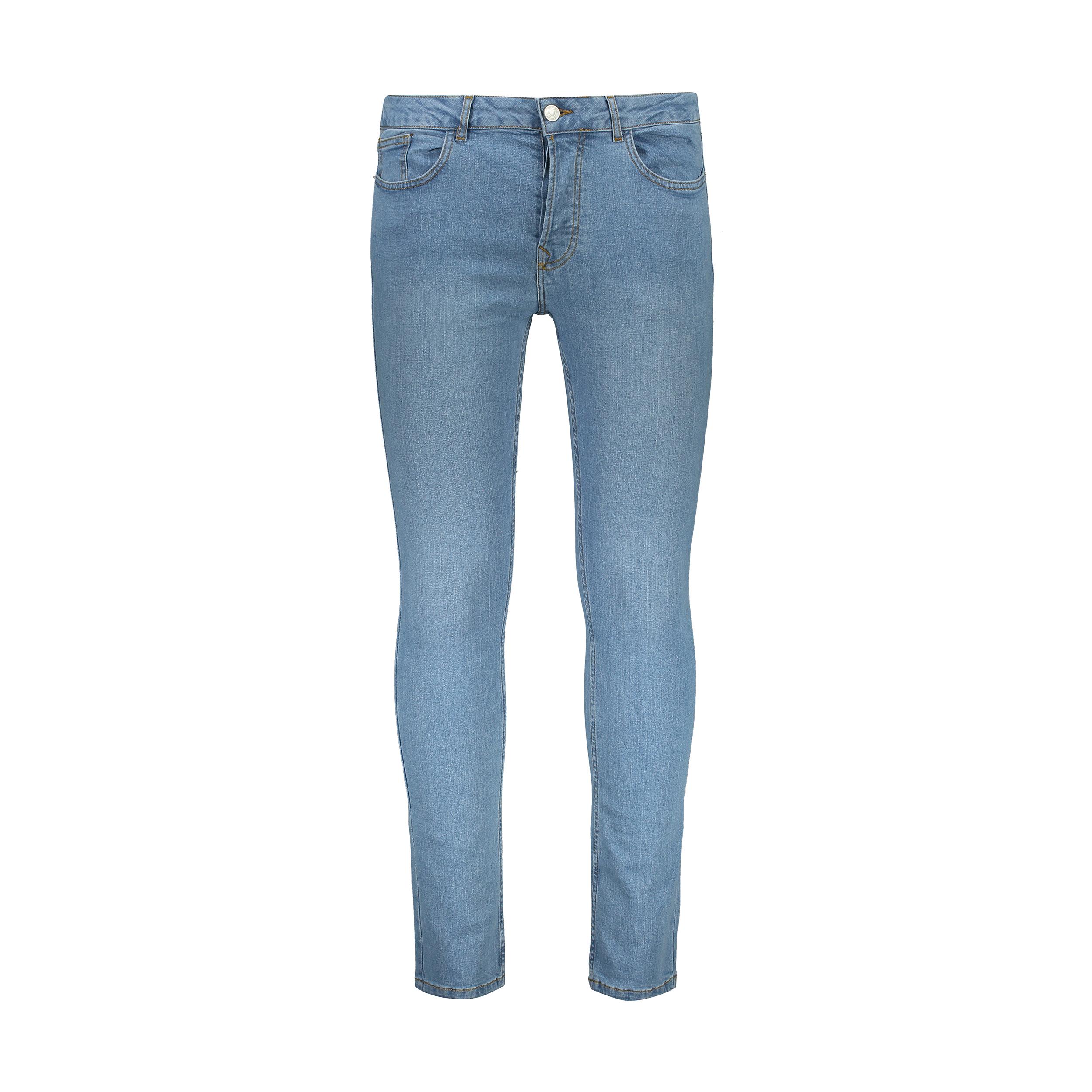 شلوار جین مردانه آر ان اس مدل 133033-50