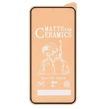 محافظ صفحه نمایش مات مدل MCER مناسب برای گوشی موبایل سامسونگ Galaxy Note 10 Lite