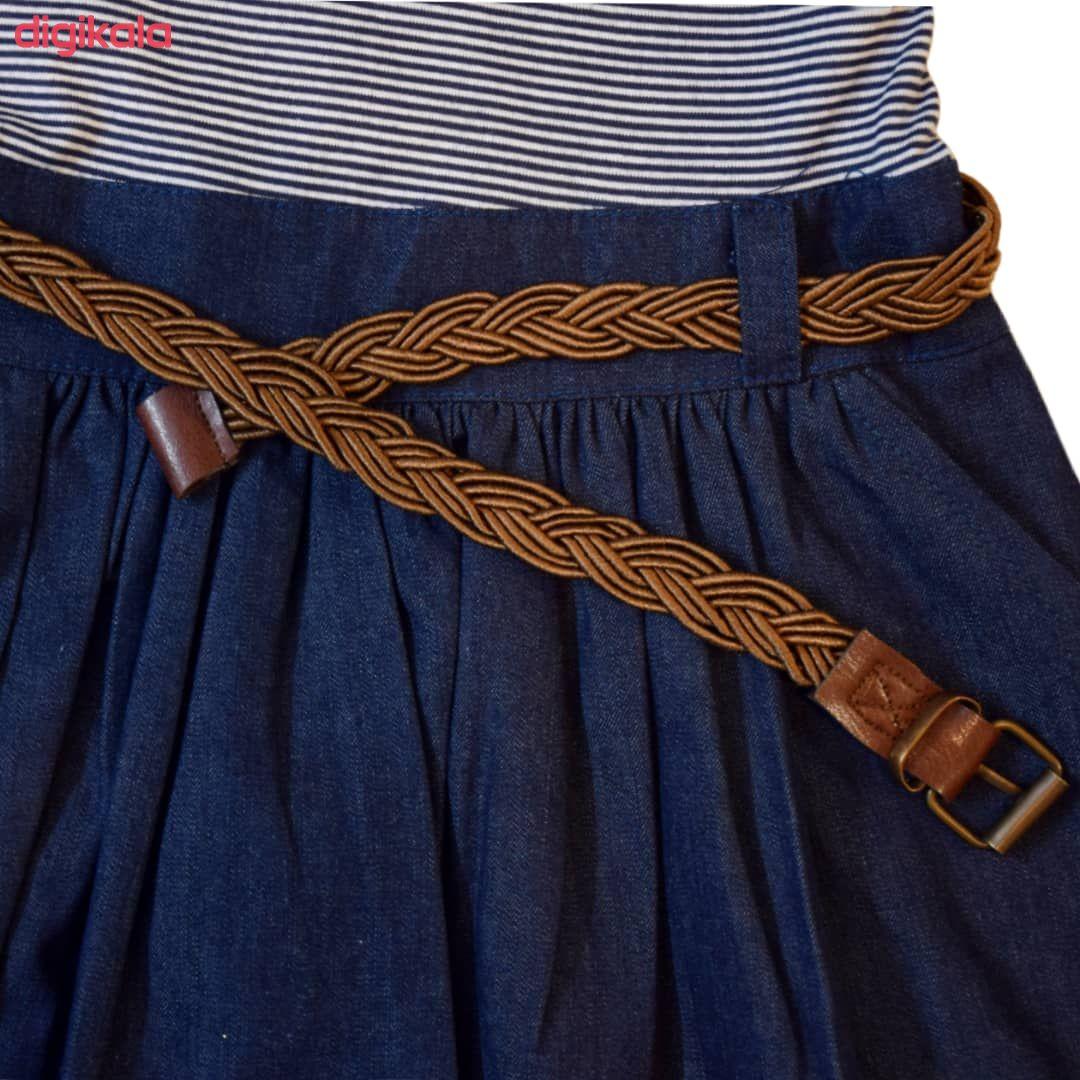 پیراهن دخترانه مدل 021 main 1 1