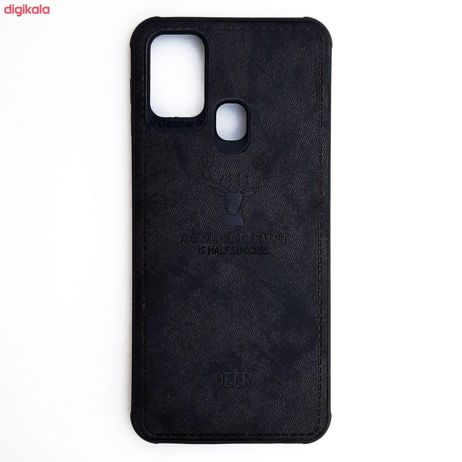 کاور مدل CO509 طرح گوزن مناسب برای گوشی موبایل سامسونگ Galaxy M31 main 1 5
