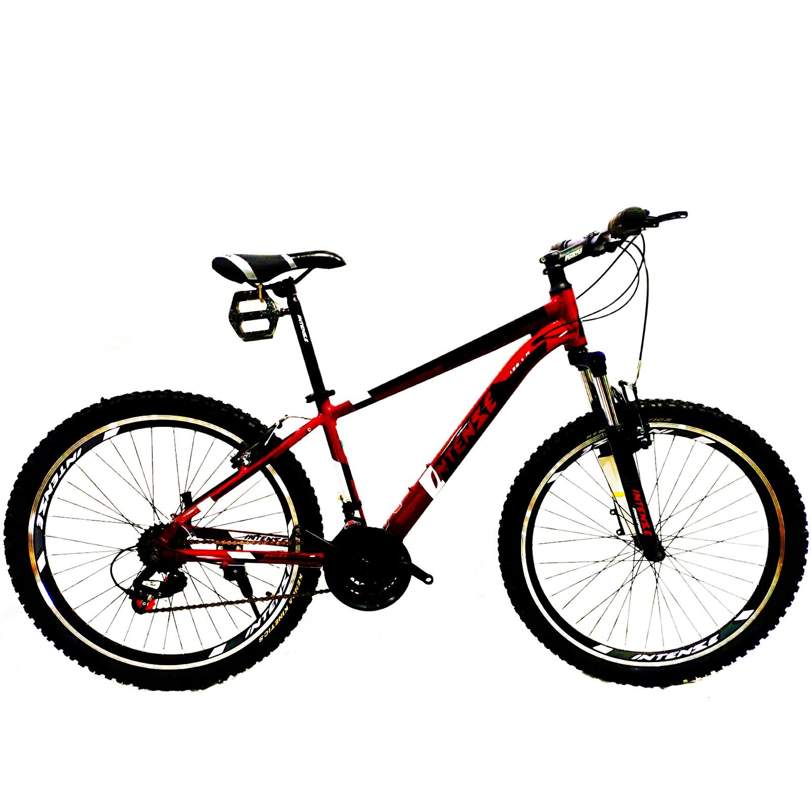 دوچرخه کوهستان اینتنس مدل کمپیون 3V سایز 26