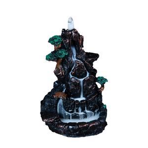 عود وجاعودی مدل آبشاری طرح صخره کد 08