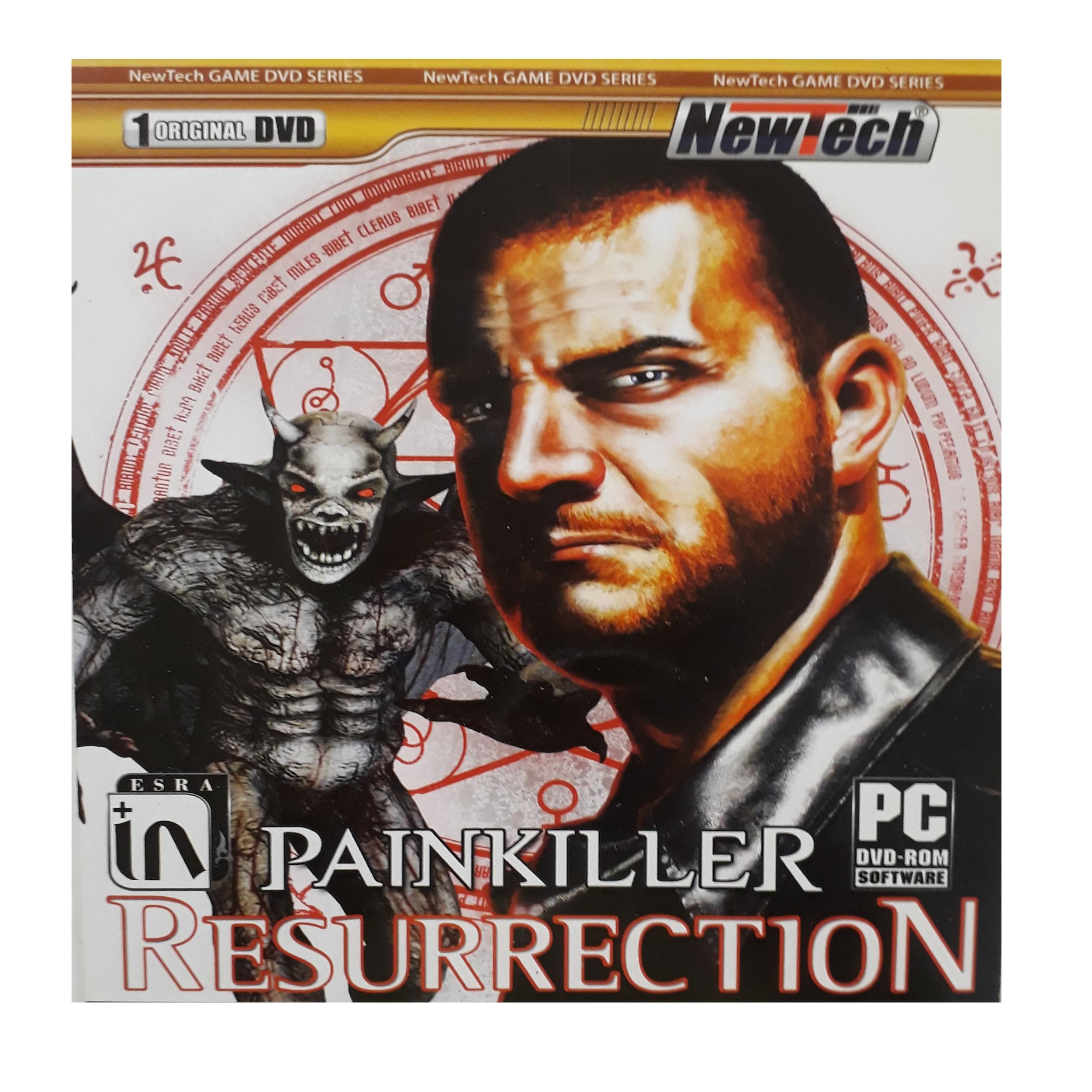 بازی pain killer resurrection مخصوص pc