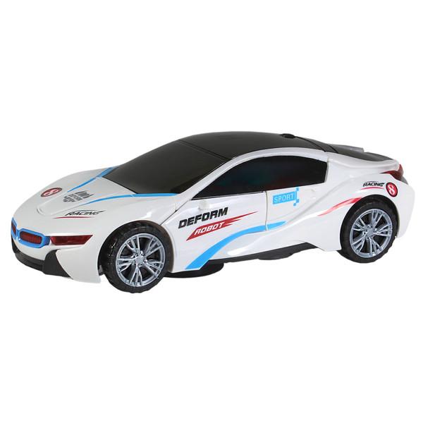 ماشین بازی طرح BMW I8 مدل تبدیل شونده کد 0005
