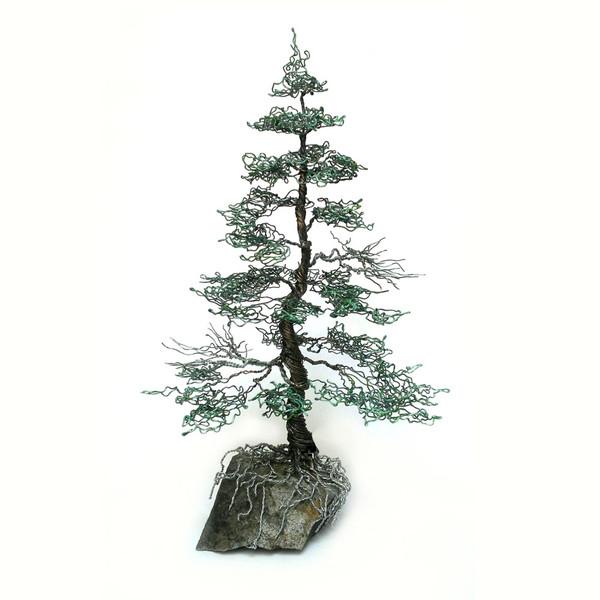 مجسمه سیمی آرانیک مدل کاج کانادایی