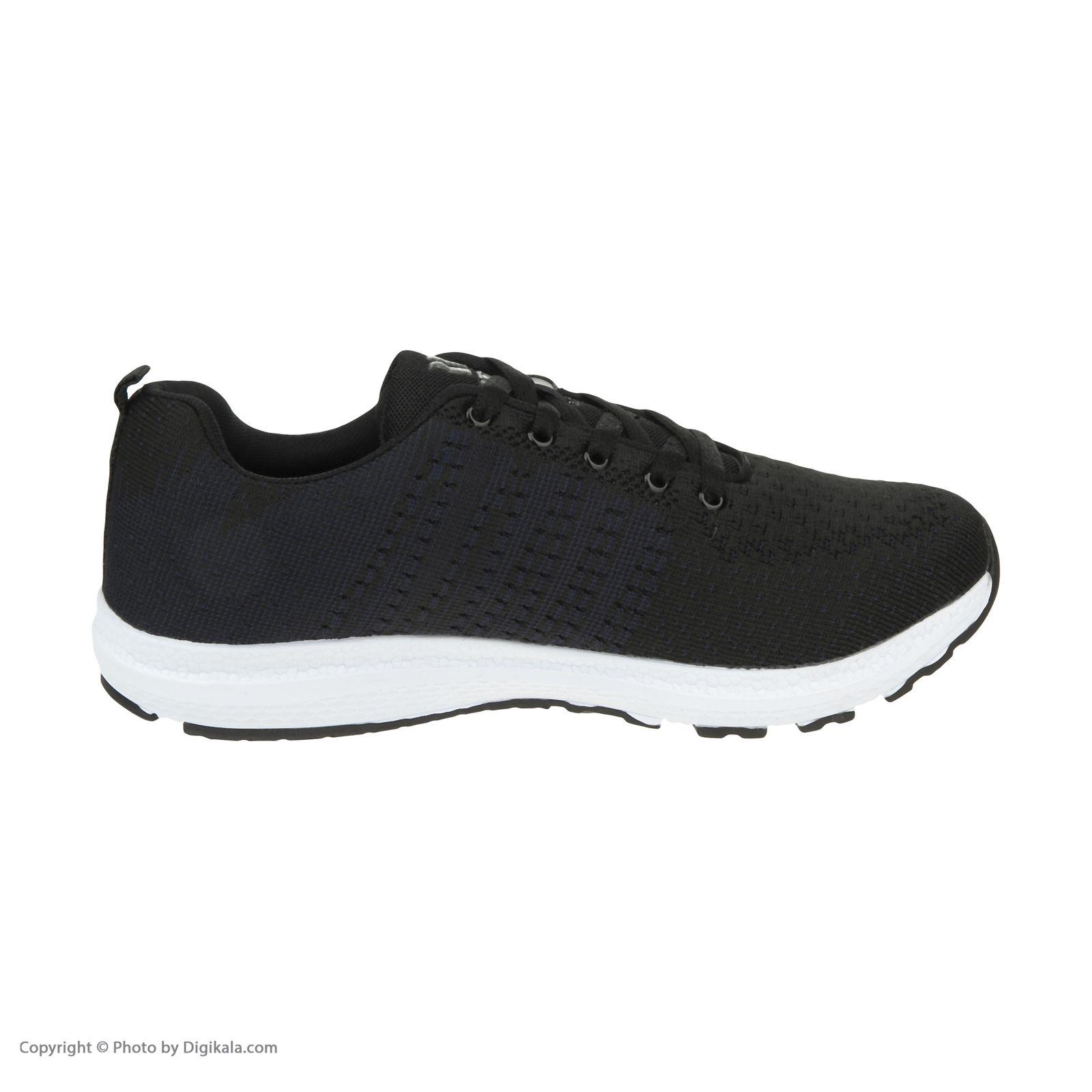 کفش پیاده روی مردانه رومیکا مدل 7r10a-black -  - 5