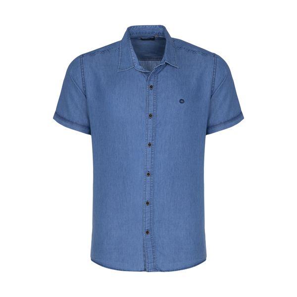 پیراهن آستین کوتاه مردانه دیورسو مدل PLJA1001