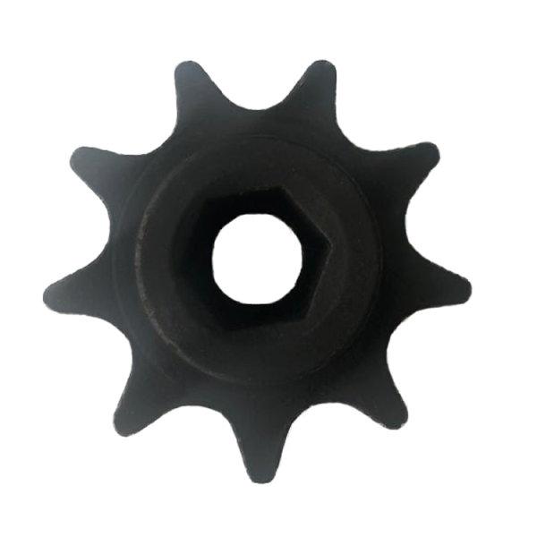 چرخ دنده خورشیدی موتور ساید کرکره برقی کد 013