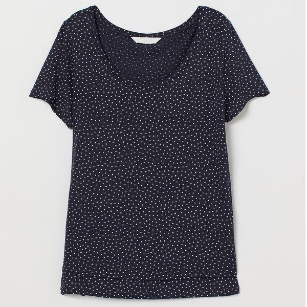 تی شرت بارداری اچ اند ام مدل 0546519012