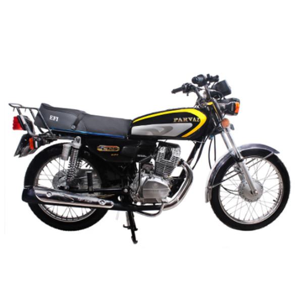 موتورسیکلت پرواز مدل ان ام اس استارتی 125 سی سی سال 1399