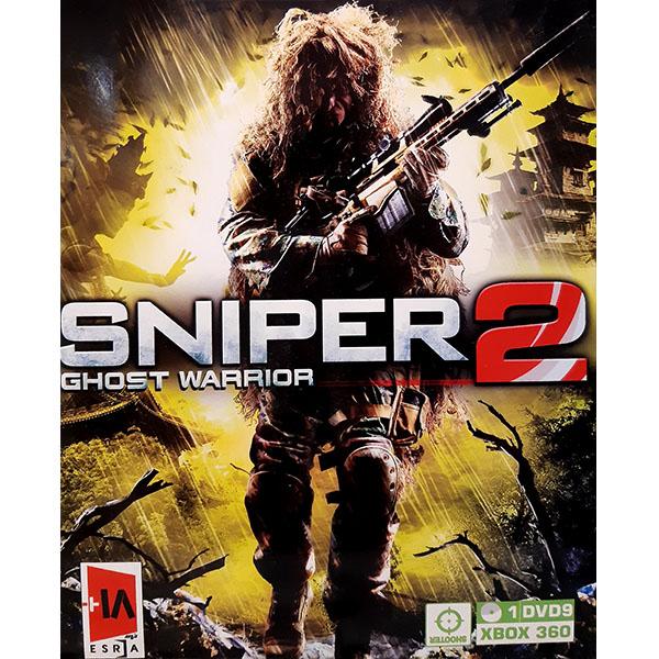 بررسی و {خرید با تخفیف}                                     بازی SNIPER GHOST WARRIOR 2 مخصوص Xbox 360                             اصل