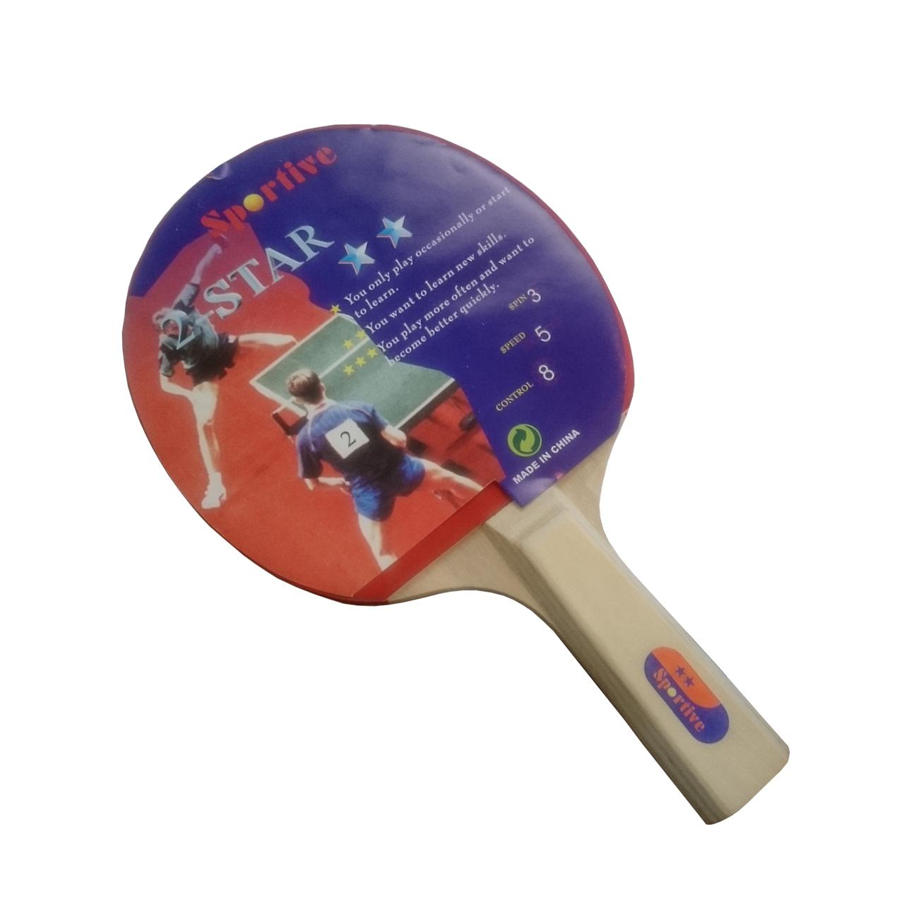 راکت پینگ پنگ استار کد 10
