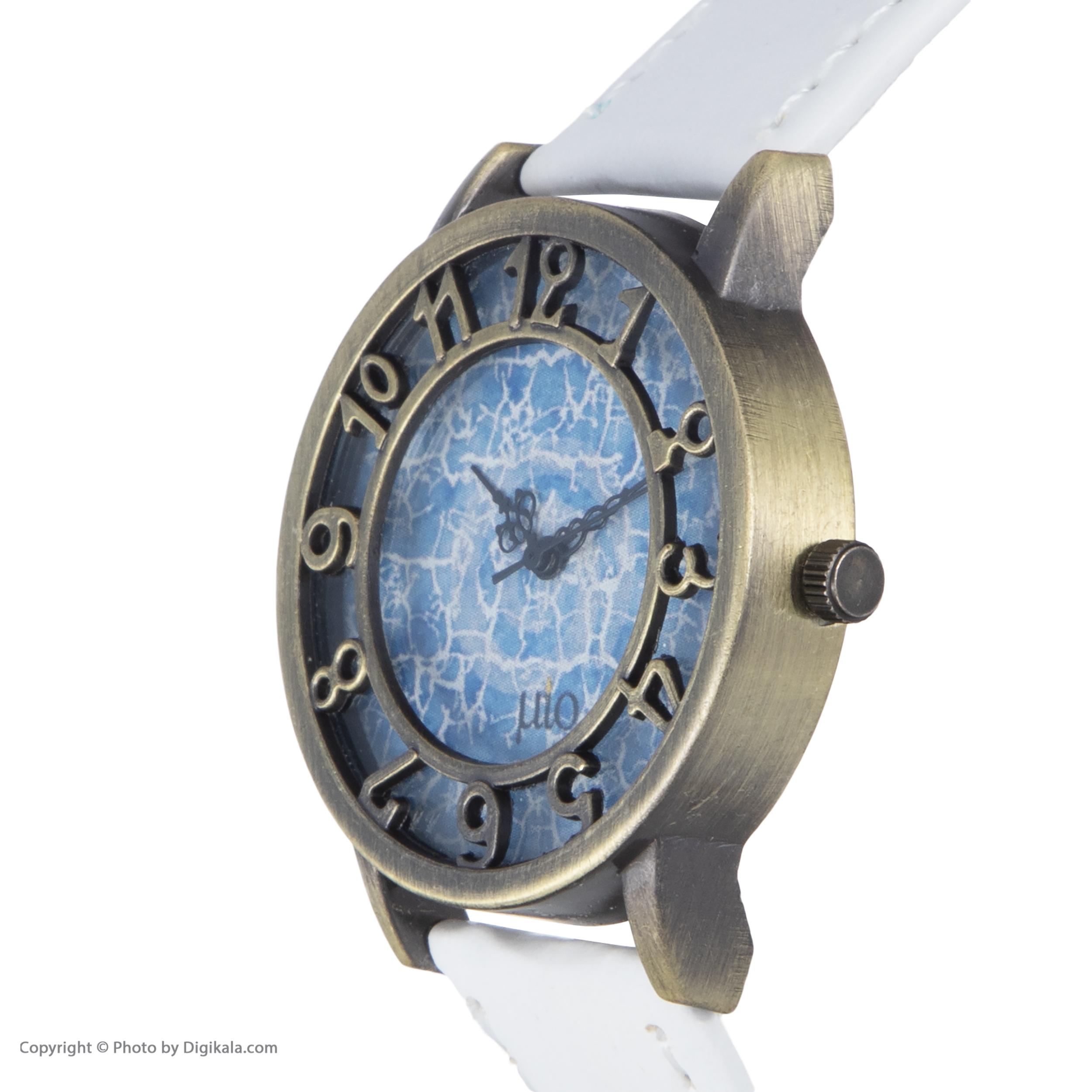 ساعت مچی عقربه ای زنانه میو مدل MWL3044               خرید (⭐️⭐️⭐️)