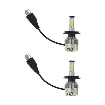 لامپ هدلایت خودرو جی 2 مدل H4 بسته 2 عددی