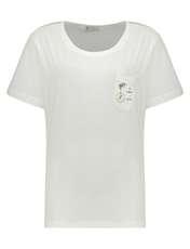 تی شرت زنانه جامه پوش آرا مدل 4012019475-05 -  - 1